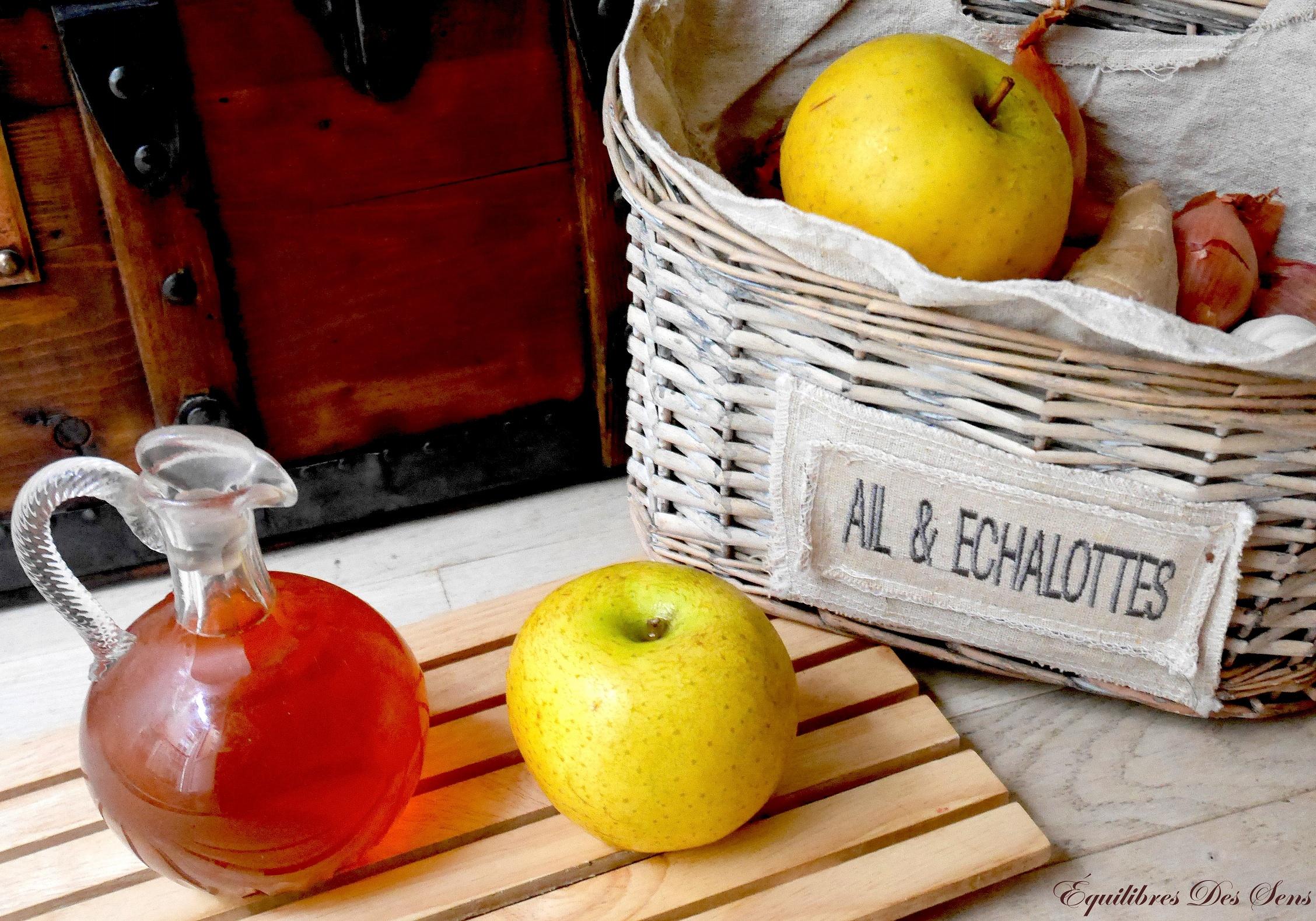 Découvrez les propriétés magiques du vinaigre de cidre !
