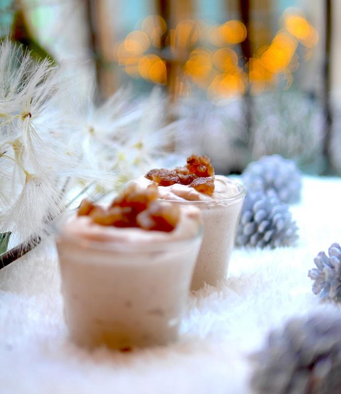 Mousse de marrons à l'armagnac légère et onctueuse pour vos desserts de fêtes !